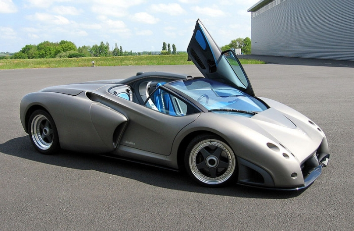 Lamborghini Pregunta Heuliez ламбо двери