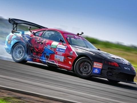Тюнинг Toyota Supra  1