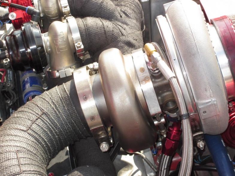 ВАЗ 2110 Турбо ротор 6