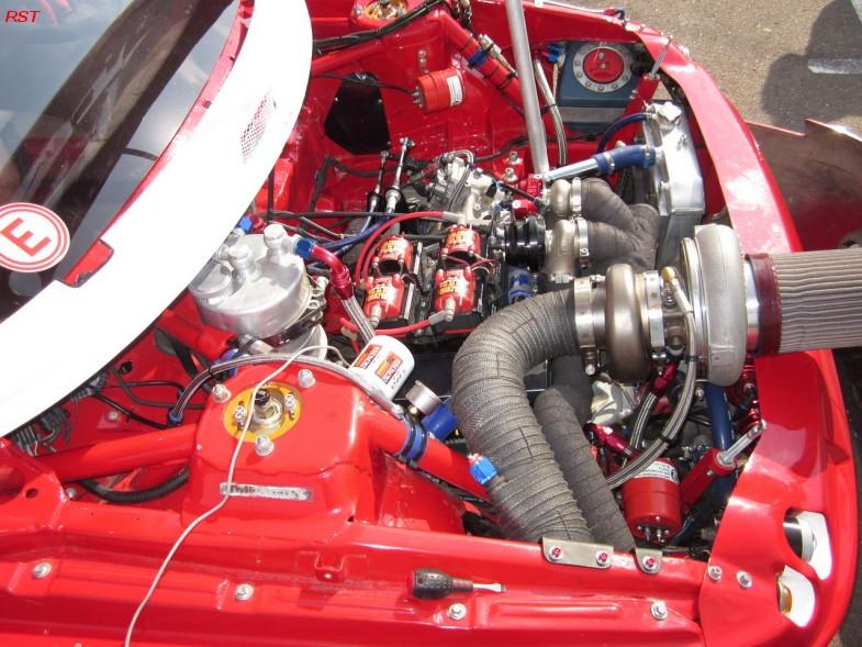ВАЗ 2110 Турбо ротор 7