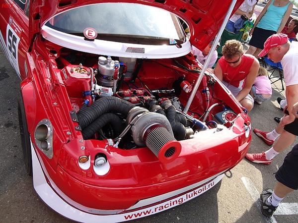 ВАЗ 2110 Турбо ротор