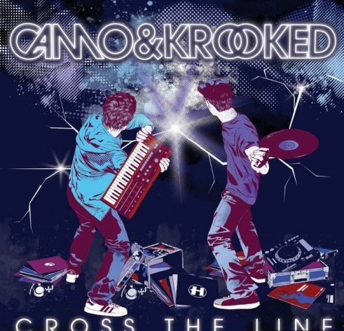 Camo & Krooked - Cross The Line