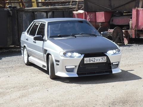 ВАЗ 2115 Turbo