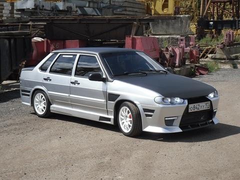 ВАЗ 2115 Turbo 6