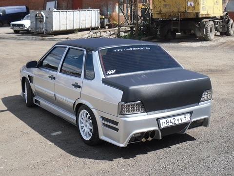 ВАЗ 2115 Turbo 5