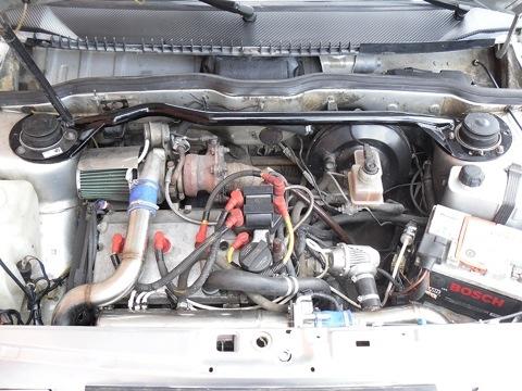 ВАЗ 2115 Turbo двигатель
