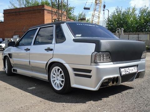 ВАЗ 2115 Turbo 7