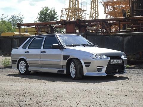 ВАЗ 2115 Turbo 3