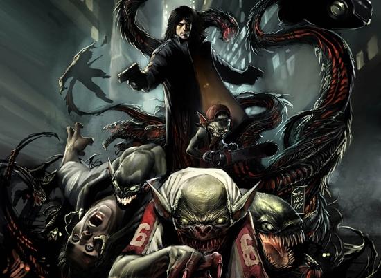 скачать игру Darkness 2 - фото 3