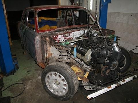 Тюнинг ГАЗ двигатель