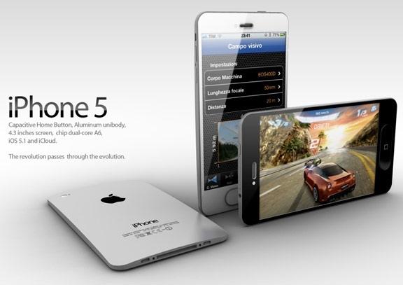 iPhone5 фото и характеристики