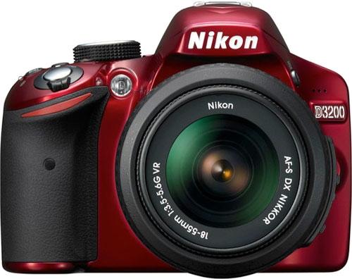 ...представила новую зеркальную фотокамеру начального уровня Nikon D3200.
