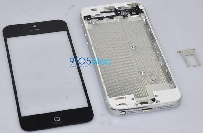 iPhone 5 разобранный