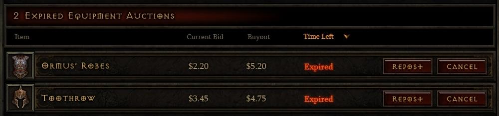 Как работает аукцион Diablo 3 в России