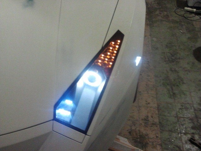 Тюнинг Mitsubishi Eclipse 3