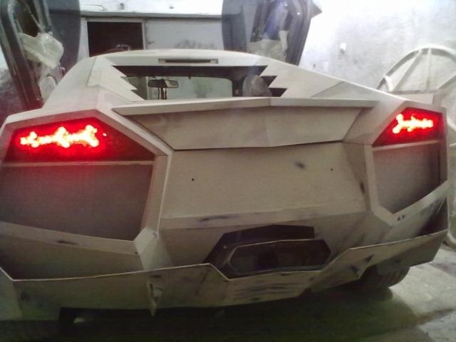 Тюнинг Mitsubishi Eclipse обвес