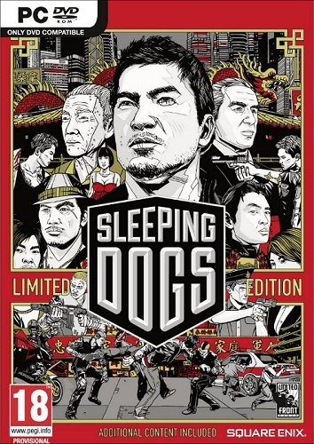 Sleeping dogs таблетка