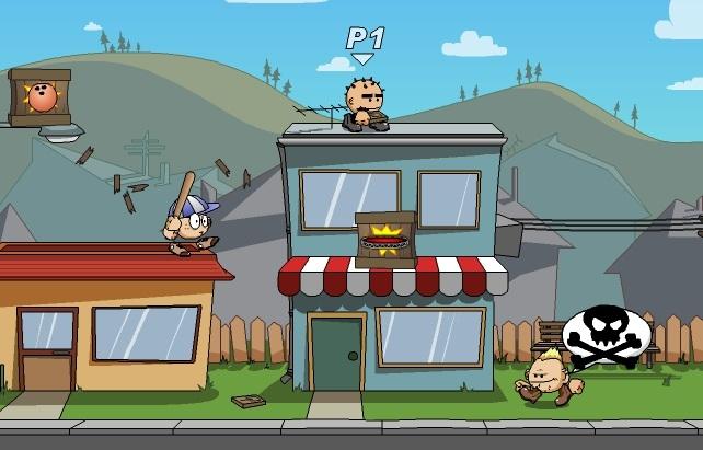 Онлайн игры