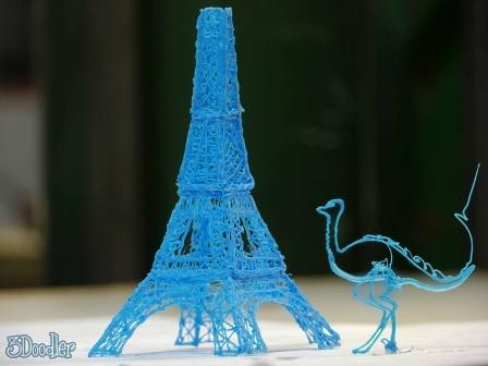 3Doodler рисунок