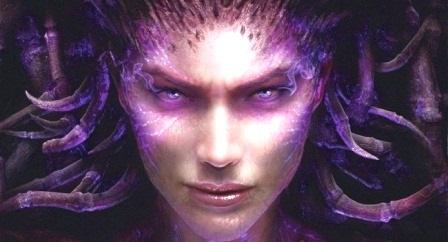 Королева зергов возвращается - StarCraft 2 Heart of the Swarm