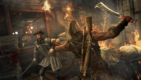 Изучаем дополнение Assassin's Creed IV Black Flag: Freedom Cry