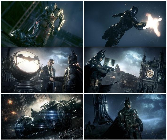 Новый бэтмэн возвращается