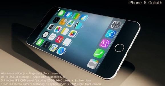 Айфон 6 голиаф