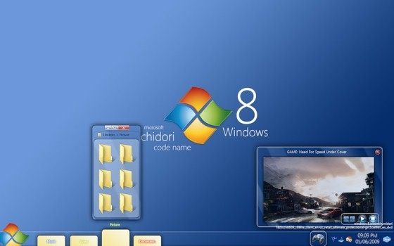 Windows 8 обзор
