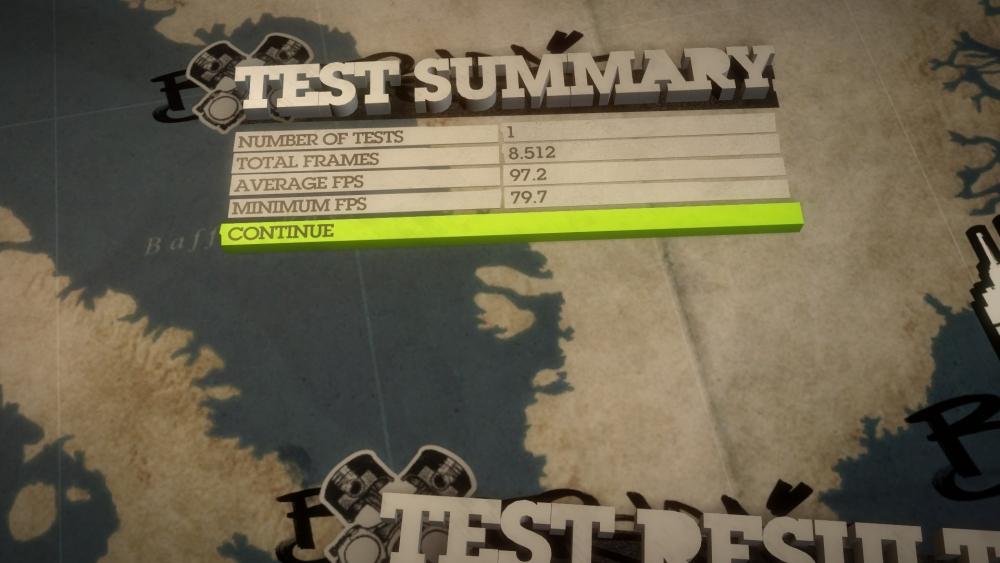 Тестирование Dirt 2 в Windows 7