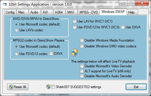 Windows 8 кодеки скачать