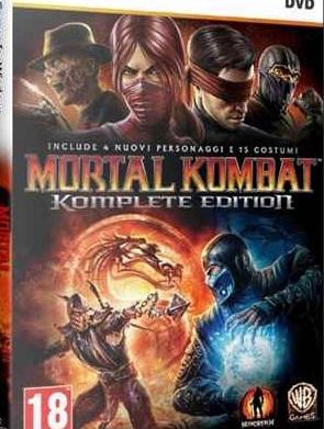 Mortal Kombat Komplete Edition ошибка при запуске или вылетает, не запускается