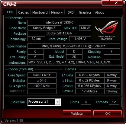 Core i7-3930K 3